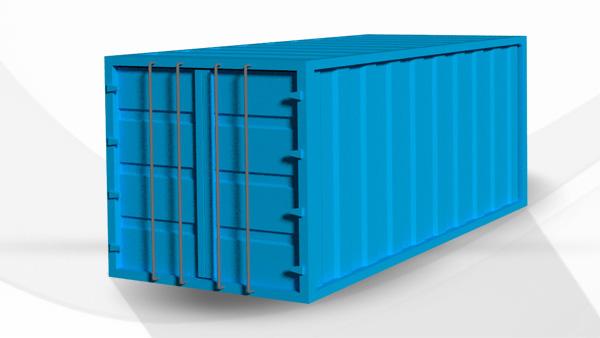 Покупка контейнферов и вес 20-футового контейнера